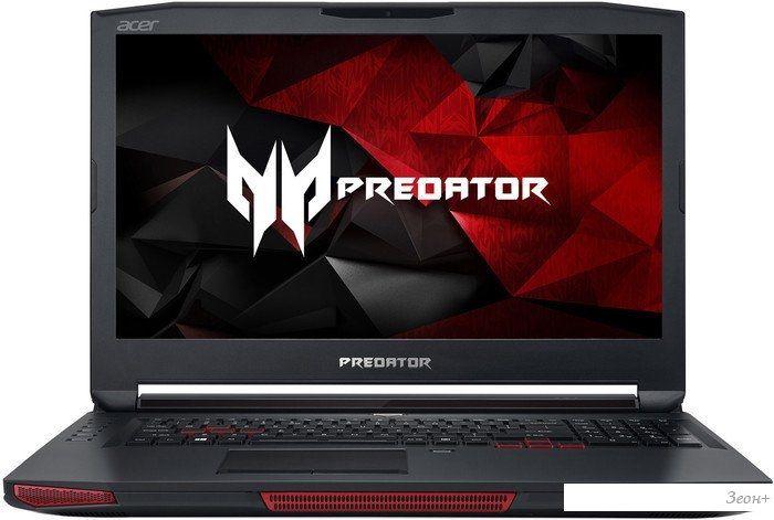 Ноутбук Acer Predator 17X GX-792-747Y [NH.Q1EER.004]