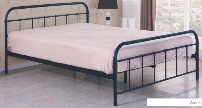 Кровать Halmar Linda 209x124 (черный)