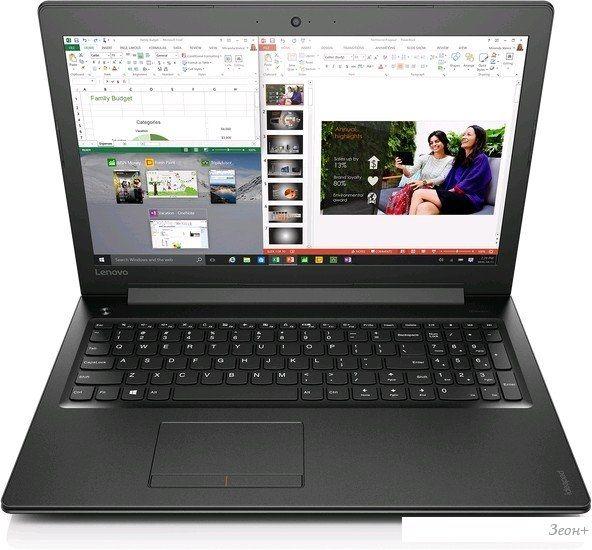 Ноутбук Lenovo IdeaPad 310-15ISK [80SM021ERK]