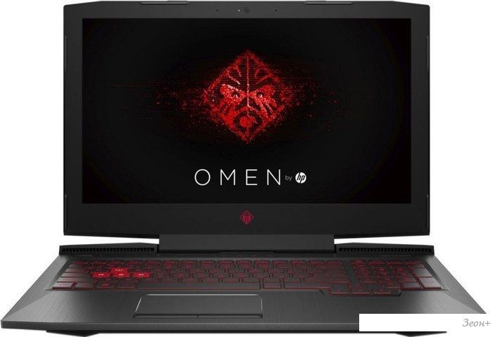 Ноутбук HP OMEN 15-ce033ur 2LE48EA