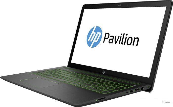 Ноутбук HP Pavilion Power 15-cb025ur 2KE28EA
