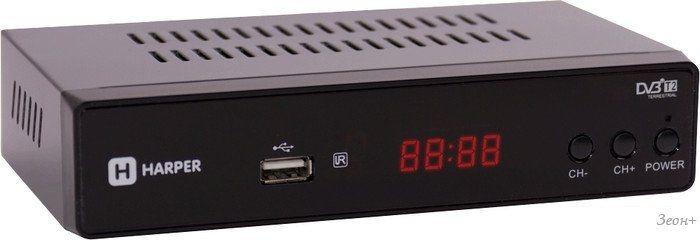 Приемник цифрового ТВ Harper HDT2-5010