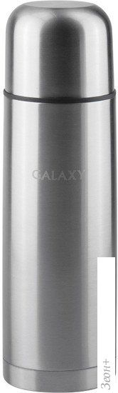 Термос Galaxy GL9400 0.75л (нержавеющая сталь)