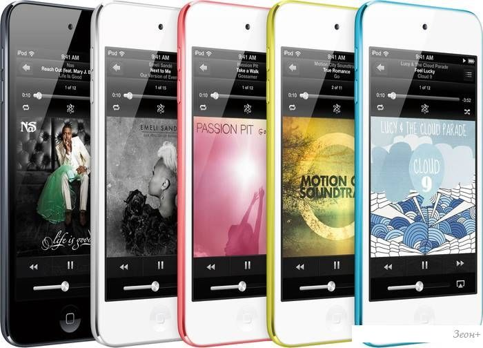 MP3 плеер Apple iPod touch 64Gb (5th generation)