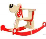 Качалка Woody Собака-качалка