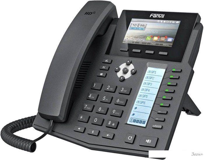 Проводной телефон Fanvil X5S