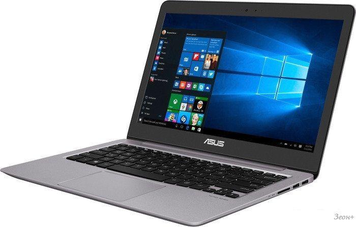 Ноутбук ASUS Zenbook UX310UQ-FB549T