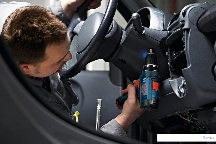 Дрель-шуруповерт Bosch GSR 12V-15 Professional (без аккумулятора)