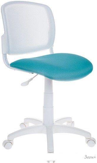 Кресло Бюрократ CH-W296NX/15-175 (бирюзовый)