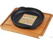 Сковорода Brizoll HoReCa 160x25 с подставкой