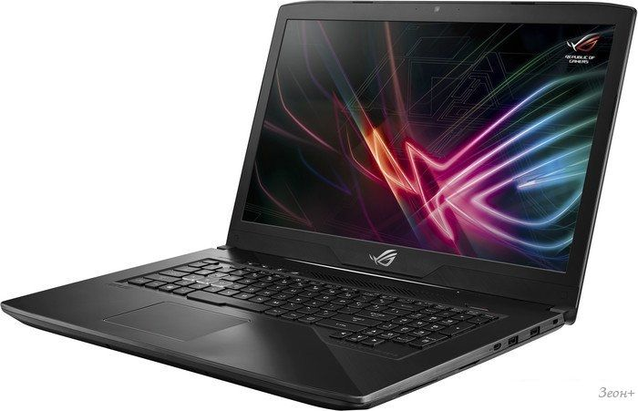 Ноутбук ASUS Strix GL703VD-GC073