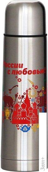 Термос Забава РК-0501М Россия 0.5л (серебристый)