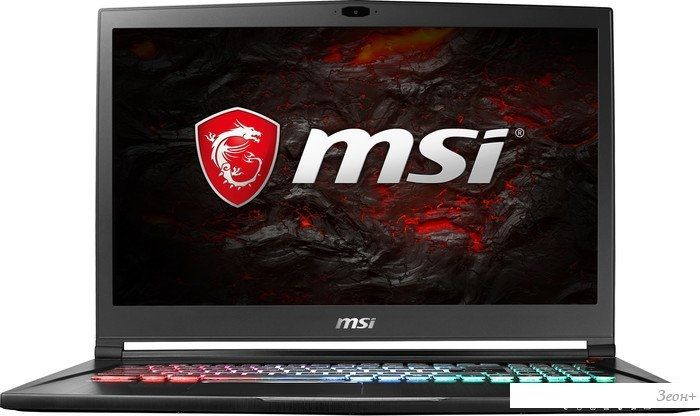 Ноутбук MSI GS73VR 7RG-083RU Stealth Pro