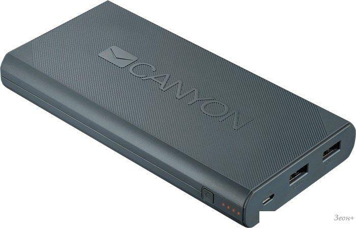 Портативное зарядное устройство Canyon CNE-CPBF160DG