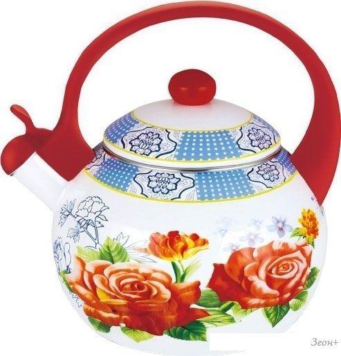 Чайник Lara LR00-20 (красный)