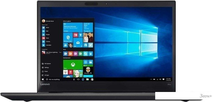 Ноутбук Lenovo ThinkPad P51s 20HB000SRT