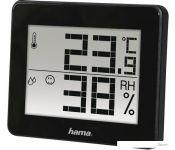 Термометр Hama TH-130 (черный)