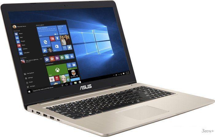 Ноутбук ASUS VivoBook Pro 15 N580VD-FY488