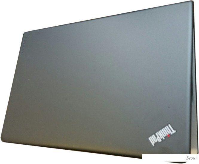 Ноутбук Lenovo ThinkPad E570 20H500CFRT