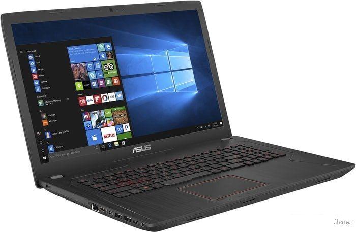 Ноутбук ASUS FX553VD-E41200