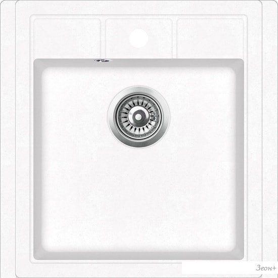 Кухонная мойка TEKA Estela 45 S-TQ (белый)