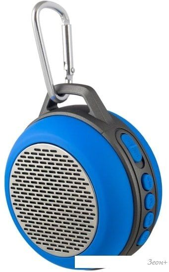 Беспроводная колонка Perfeo Solo PF-5205 (синий)