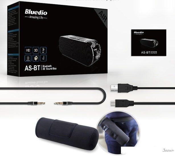 Беспроводная колонка Bluedio AS-BT