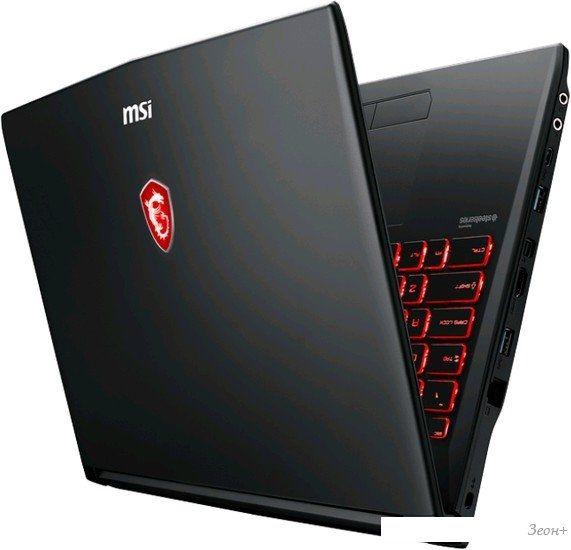 Ноутбук MSI GL62MVR 7RFX-1256RU