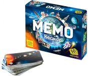 Настольная игра Бэмби Мемо - Космос
