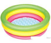 Надувной бассейн Bestway 51128 (70x24)