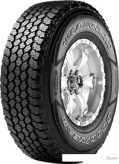 Автомобильные шины Goodyear Wrangler All-Terrain Adventure 205/70R15 100T