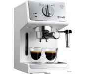 Рожковая кофеварка DeLonghi ECP 33.21.W