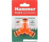 Hammer Соединитель-тройник 236-014