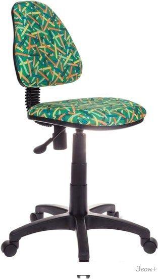 Кресло Бюрократ KD-4/PENCIL-GN (зеленый)