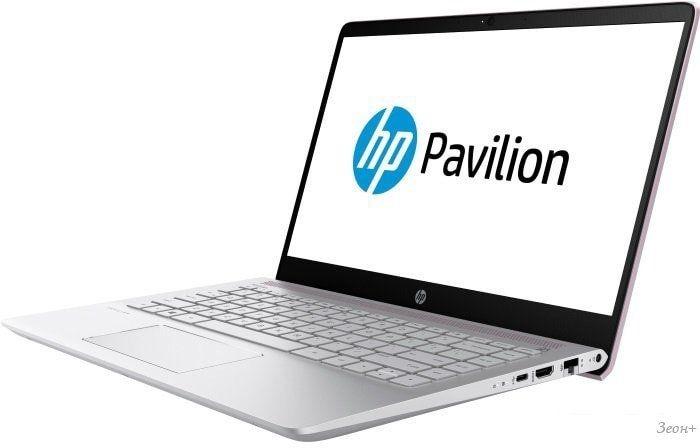 Ноутбук HP Pavilion 14-bf034ur 3FX23EA