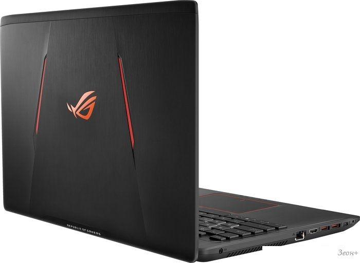 Ноутбук ASUS GL553VD-DM178T