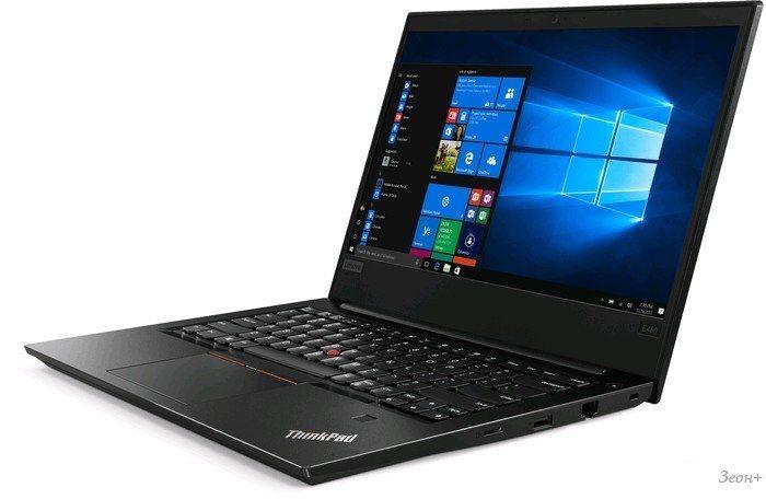 Ноутбук Lenovo ThinkPad E480 20KN004TRT