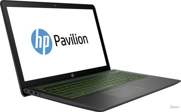 Ноутбук HP Pavilion Power 15-cb023ur 2HN82EA