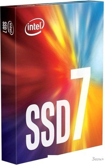 SSD Intel 760p 512GB SSDPEKKW512G8XT