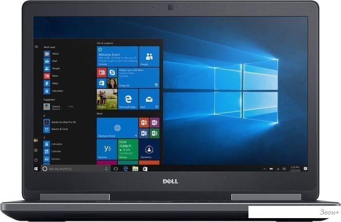 Ноутбук Dell Precision 17 7720-8048