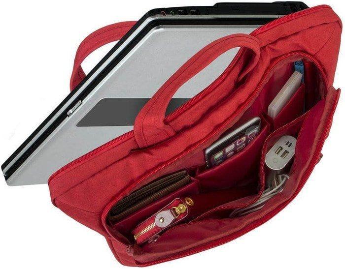Сумка для ноутбука Rivacase 7530 (красный)