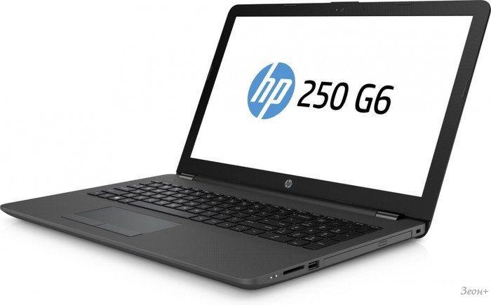 Ноутбук HP 250 G6 3KY27ES
