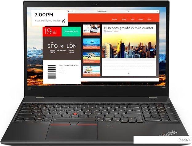 Ноутбук Lenovo ThinkPad T580 20L90020RT