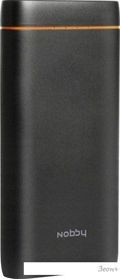 Портативное зарядное устройство Nobby Practic NBP-PB-12-03 (черный)