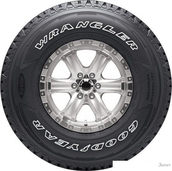 Автомобильные шины Goodyear Wrangler All-Terrain Adventure 205/75R15 102T