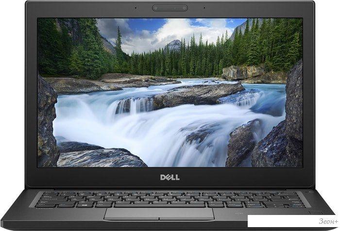 Ноутбук Dell Latitude 12 7290-1610