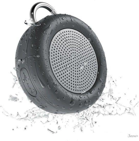 Беспроводная колонка Deppa Active Solo (серый)