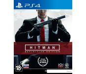 Игра Hitman: Definitive Edition для PlayStation 4
