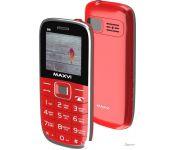 Мобильный телефон Maxvi B6 (красный)