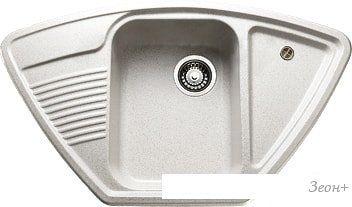 Кухонная мойка Granicom G008 (жасмин)
